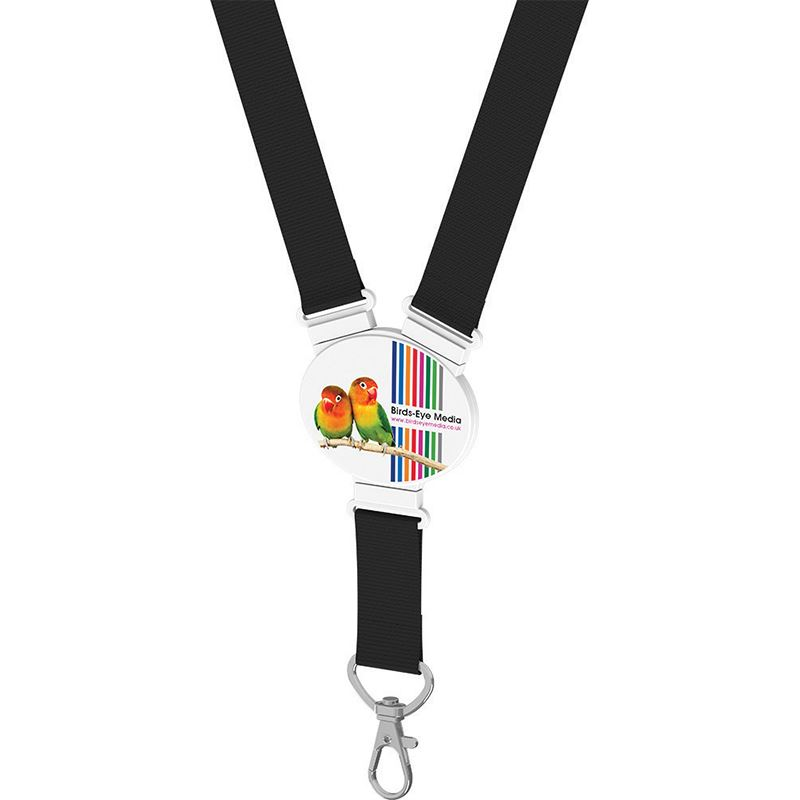 Picture of Eliptical Insert Lanyard
