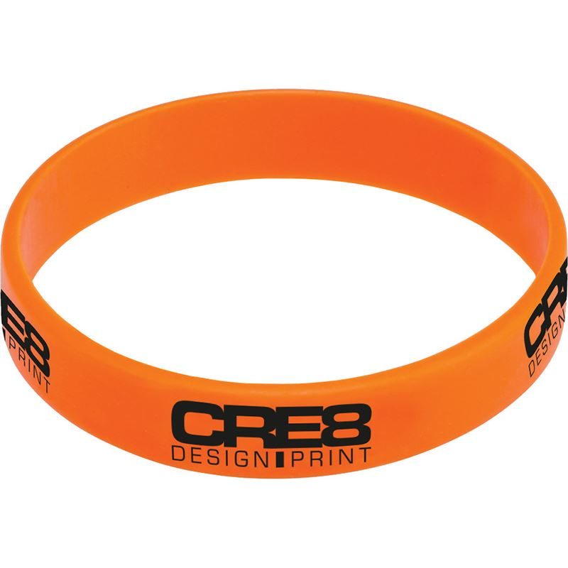 Picture of Printed Silicone Wristbands