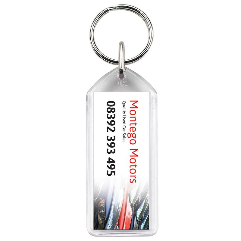 Picture of Stein F1 Reopenable Keyring