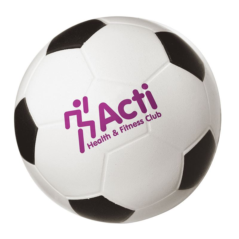 Picture of Football stress reliever PU foam ball