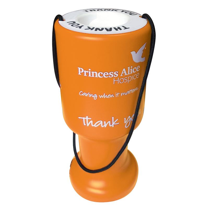 Picture of Hand Held Charity Box