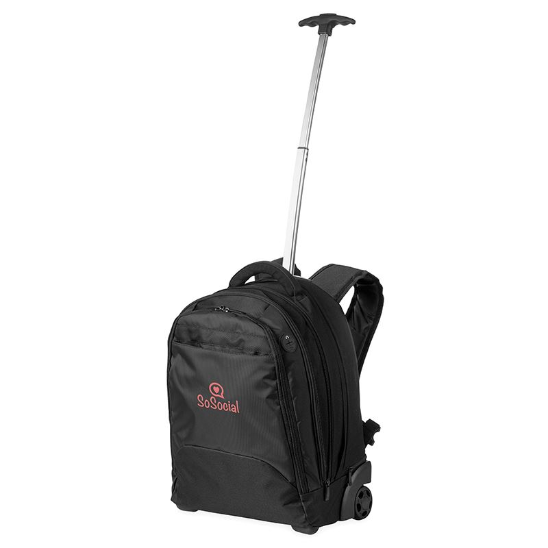 Picture of Lyns Laptop Trolley Backpack