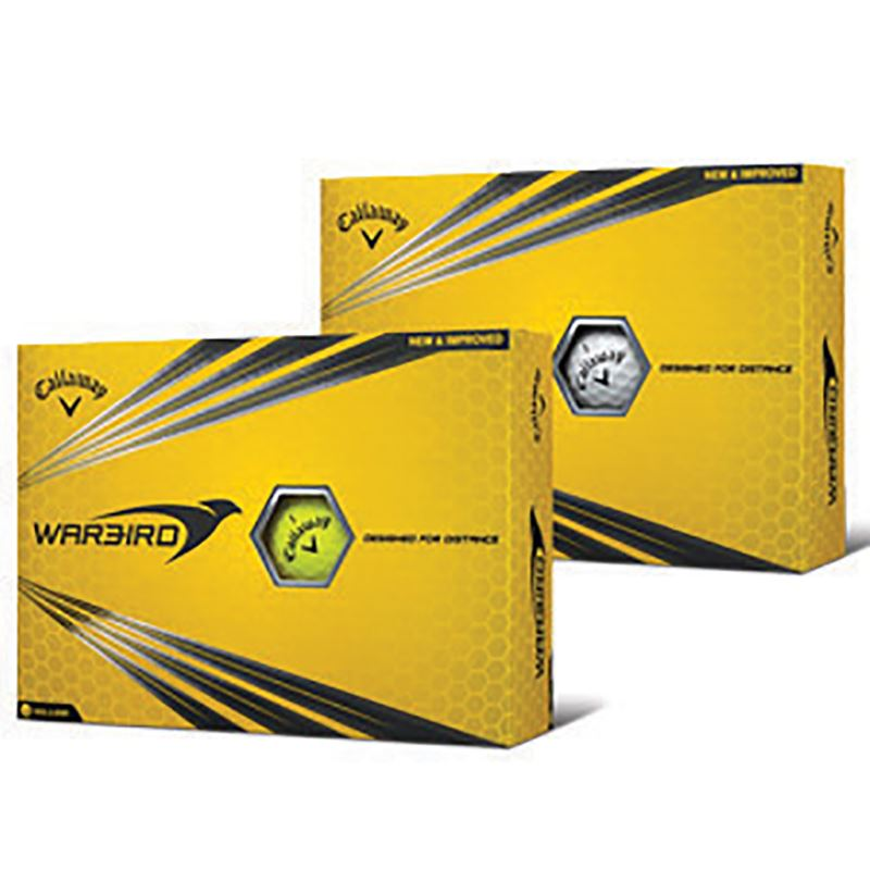 Picture of Callaway Warbird Golf Balls
