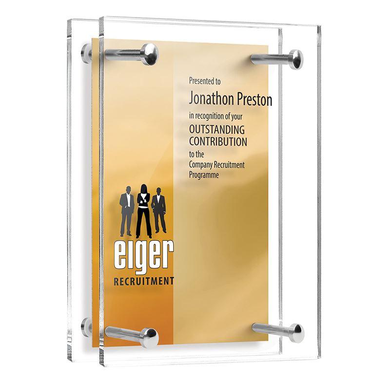 Picture of Acrylic Pillar Awards