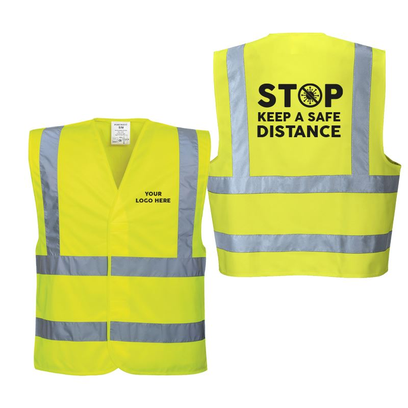 Picture of Hi Visibility Safety / Awareness Vest